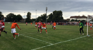 The Emirates FA Cup 2016 - London Bari v Clapton