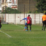 Clapton FC v Stansted FC - 9 August 2016