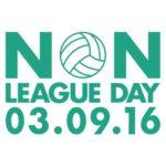 Non League Day 3 September 2016