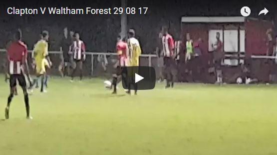 Clapton FC v Waltham Forest FC